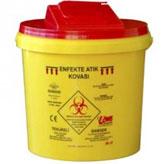 10 Litre Enfekte Atık Kovası