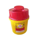 7.5 Litre Enfekte Atık Kovası