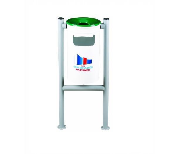 (B 110) H Tipi Dış Mekan Çöp Kovası